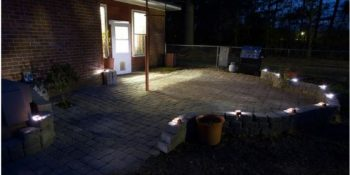Light up your landscape