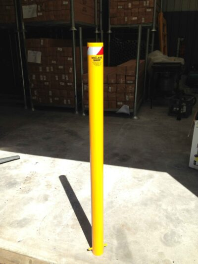 75mm Inground Bollards