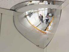 Indoor Quarter Dome Mirror