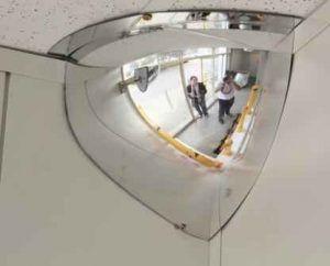 500mm Quarter Dome Mirror