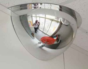 900mm Half Dome Mirror