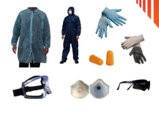 Safety Gear PPE